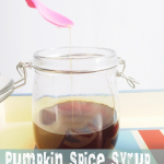 Copycat Starbucks Pumpkin Spice Syrup (plus the ultimate hot chocolate)
