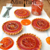 Blood Orange Mini Tarts