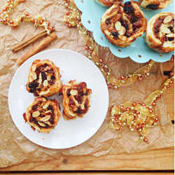Michelle's Christmas Mince Pies