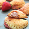 Strawberry and Chili Cheesecake Empanadas