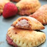 Strawberry and Chili Cheesecake Empanadas