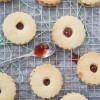 Homemade Jammie Dodgers