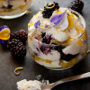 Blackberry & Lemon Eton Mess