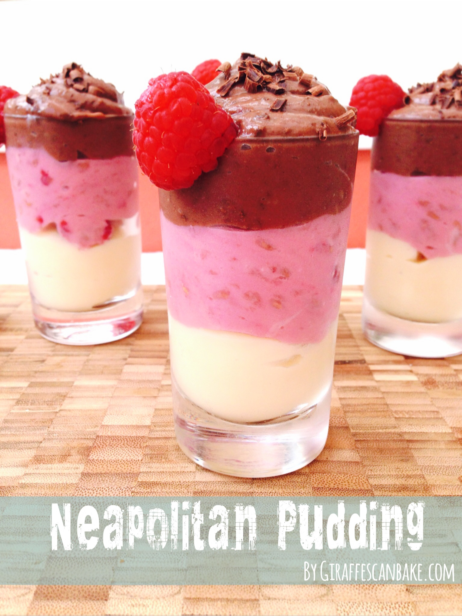 Neapolitan Pudding