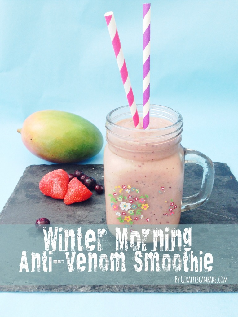Winter Anti-Venom Smoothie
