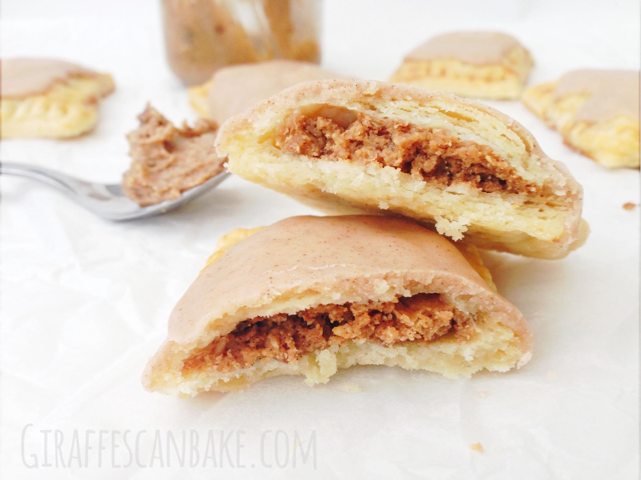 opposite of annoying! Cinnamon Raisin Swirl Peanut Butter Pop Tarts ...