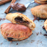 Mexican Nutella and Banana Empanadas