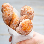 Nutella Stuffed Shakoy {aka Twisted Donuts }