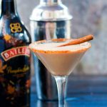 Baileys Pumpkin Spice Espresso Martini Cocktail