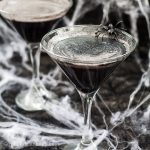 Black Widow Cocktail – a Halloween and Marvel drink