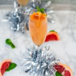 Brandy Grapefruit Mimosa