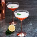 The Cupid's Cup – a Pisco Sour Variation