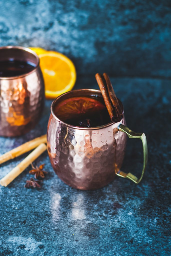 Slow Cooker Mulled Wine - Nothing quite says Christmas like homemade Mulled Wine! This easy Slow Cooker Mulled Wine recipe is not only delicious, it's quick and simple to make and will make your house smell incredible