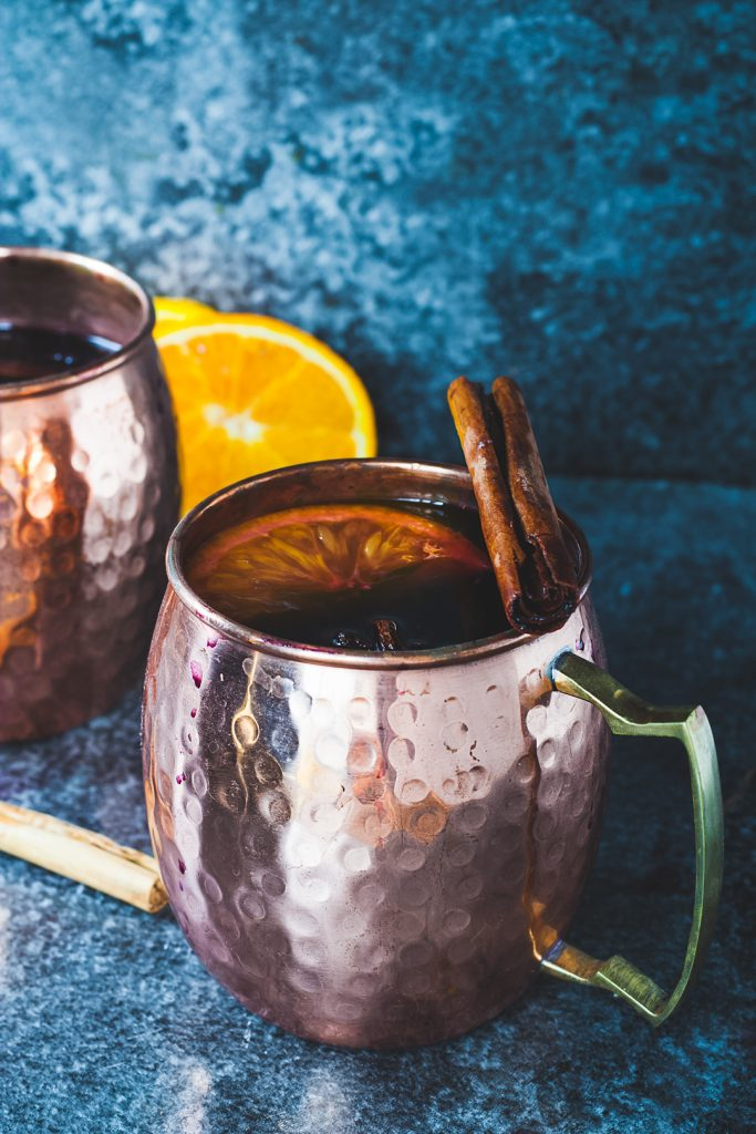 Slow Cooker Mulled Wine - Nothing quite says Christmas like homemade Mulled Wine! This easy Slow Cooker Mulled Wine recipe is not only delicious, it's quick and simple to make and will make your house smell incredible!